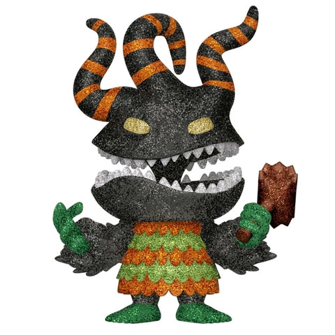 Image of The Nightmare Before Christmas - Harlequin Demon Diamond Glitter Pop! Vinyl [RS]