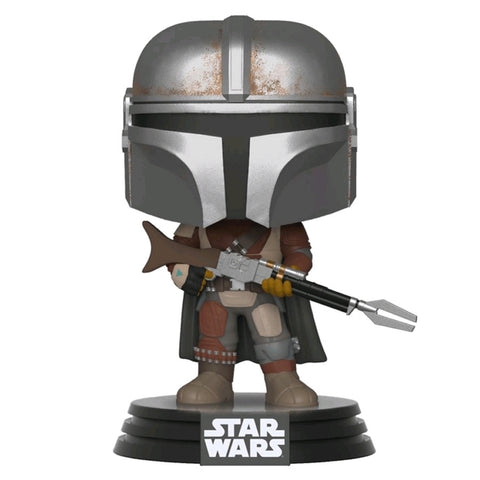 Star Wars: Mandalorian - The Mandalorian Pop vinyl!