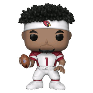 NFL: Cardinals - Kyler Murray Home Jersey Pop! Vinyl