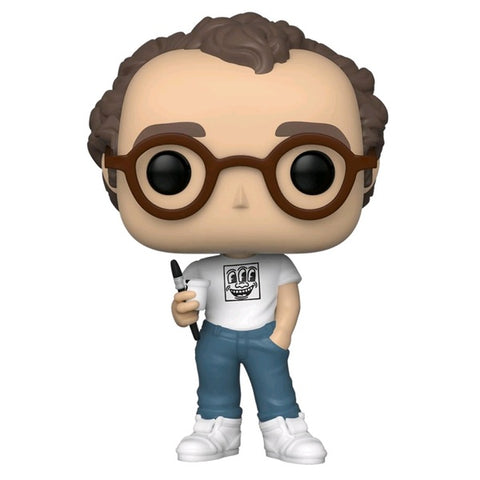 Pop Icons Keith Haring Pop! Vinyl NY19