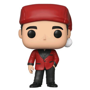 The Office - Michael as Santa Bond Pop! Vinyl
