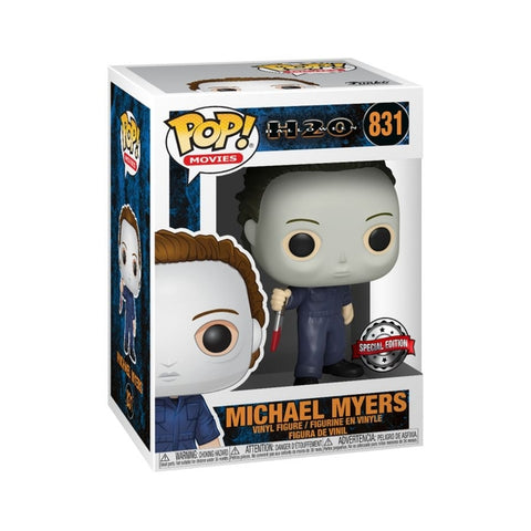 Halloween H20 - Michael Myers Restyled US Exclusive Pop! Vinyl [R