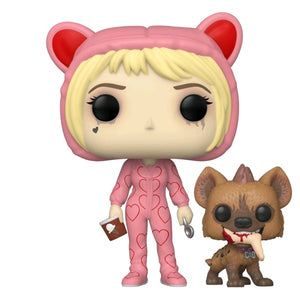 Birds of Prey - Harley Quinn Onesie with Bruce US Exclusive Pop! Vinyl [RS]