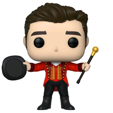 Greatest Showman - P.T. Barnum Pop! Vinyl