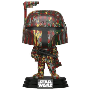 Star Wars - Boba Fett (Futura) US Exclusive Pop! Vinyl with Protector [RS]