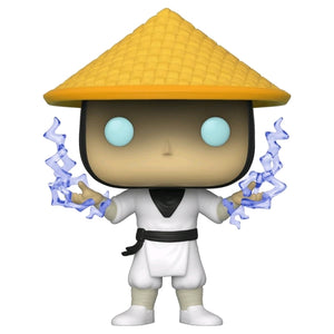 Mortal Kombat - Raiden with Lightning US Exclusive Pop! Vinyl [RS]