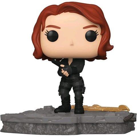 Avengers - Black Widow (Assemble) US Exclusive Pop! Deluxe [RS]