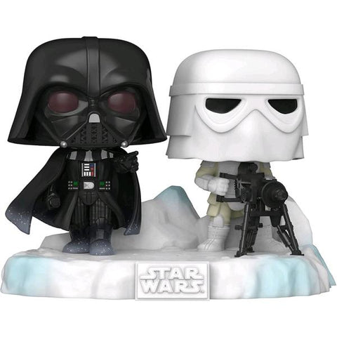 Star Wars - Darth Vader & Stormtrooper US Exclusive Pop! Deluxe Diorama [RS]