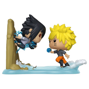 Naruto Shippuden - Naruto vs Sasuke Movie Moment Pop! Vinyl [RS]