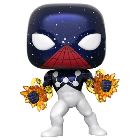 SpiderMan - SpiderMan Captain Universe Pop! RS