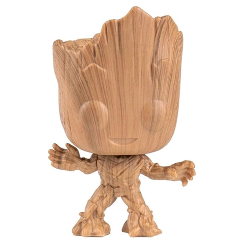 Guardians of the Galaxy: Vol. 2 - Groot Wood Deco US Exclusive Pop! Vinyl [RS]