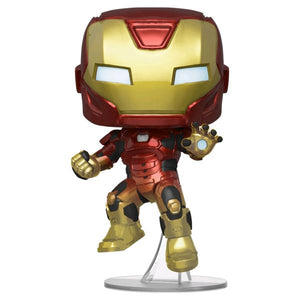 Avengers (VG2020) - Iron Man (Space) Pop! RS