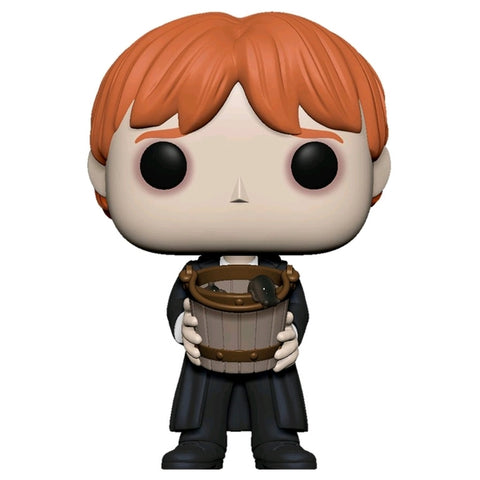 Harry Potter - Ron with Puking Slugs Pop! Vinyl