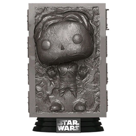 Star Wars - Han in Carbonite Pop! Vinyl