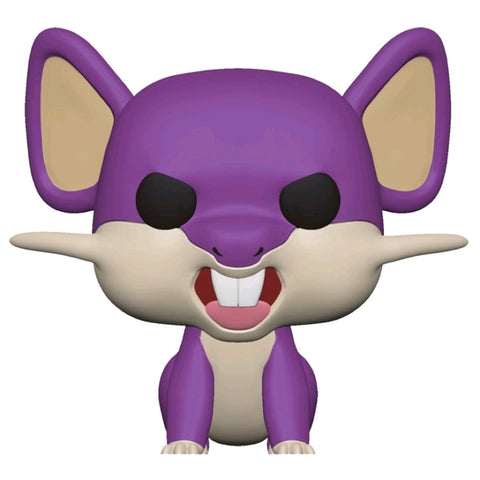 Pokemon - Rattata Pop!
