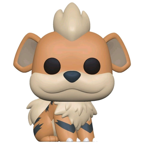 Pokemon - Growlithe Pop!