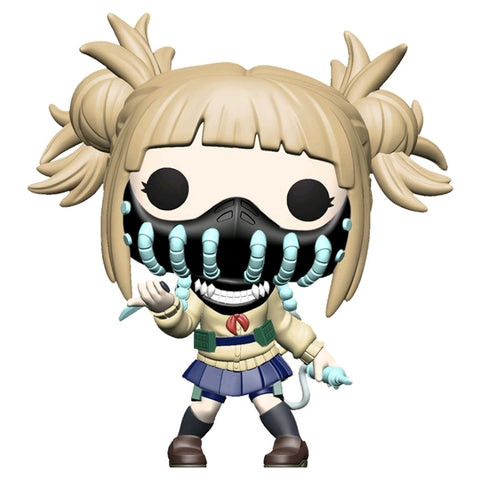 My Hero Academia - Himiko Toga w/Face Cover Pop!