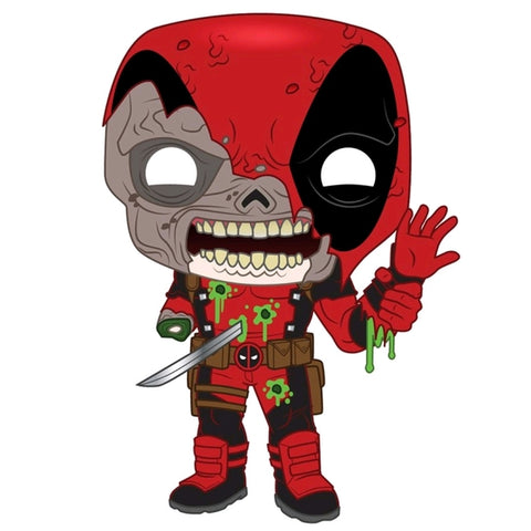 Marvel Zombies - Deadpool Pop! Vinyl