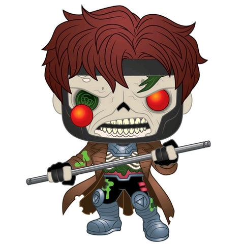 Marvel Zombies - Gambit Pop! Vinyl