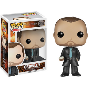Supernatural Crowley Pop