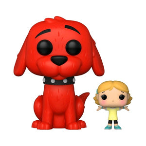 Clifford the Big Red Dog - Clifford with Emily Pop! Vinyl