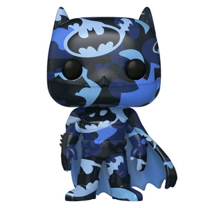 Batman - Batman #4 (Artist Dark Blue) US Exclusive Pop! Vinyl with Protector [RS]