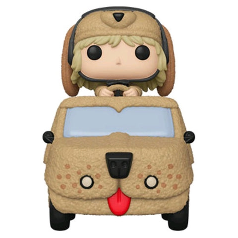 Dumb and Dumber - Harry with Mutt Cutts Van Pop! Ride
