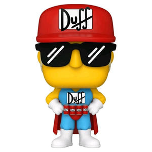 The Simpsons - Duffman Pop! Vinyl