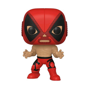 Deadpool - Luchadore Deadpool Pop! Vinyl