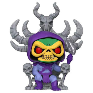 Masters of the Universe - Skeletor on Throne US Exclusive Pop! Deluxe [RS]