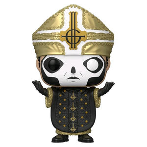 Ghost - Papa Emeritus III Metallic US Exclusive Pop! Vinyl [RS]