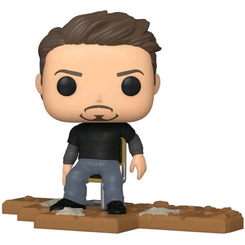 Avengers Movie - Tony Stark Shawarma US Exclusive Pop! Deluxe [RS]
