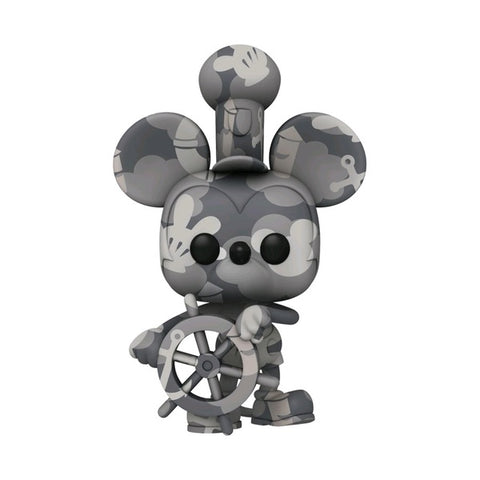 Mickey Mouse - Steamboat Willie (Artist) US Exclusive Pop! Vinyl [RS]