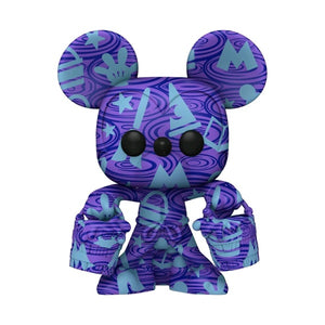 Mickey Mouse - Apprentice (Artist) US Exclusive Pop! Vinyl [RS]