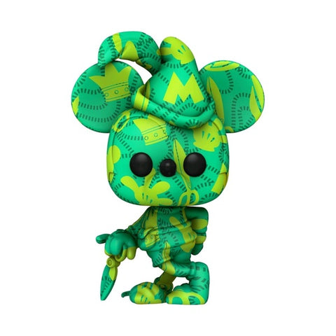 Mickey Mouse - Brave Little Tailor(Artist) US Exclusive Pop! Vinyl [RS]