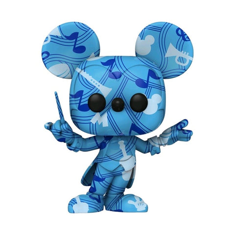 Mickey Mouse - Conductor (Artist) US Exclusive Pop! Vinyl [RS]