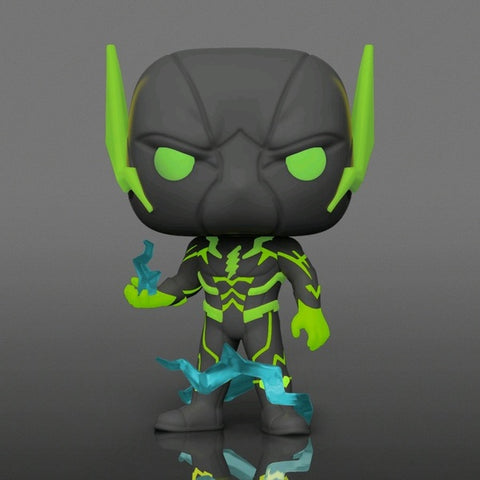 The Flash - Godspeed Glow US Exclusive Pop! Vinyl [RS]