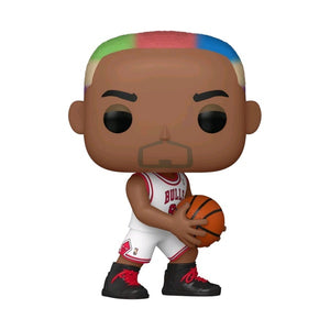 NBA: Legends - Dennis Rodman (Bulls Home) Pop! Vinyl