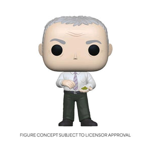 The Office - Creed with Mung Beans US Exclusive Pop! Vinyl [RS]