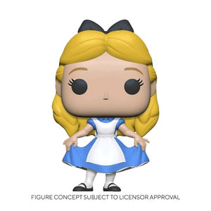 Alice in Wonderland - Alice Curtsey 70th Anniversary Pop! Vinyl