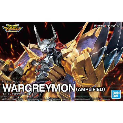 Image of Figure-rise Standard WARGREYMON(AMPLIFIED)