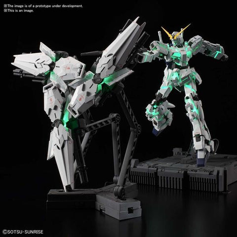 Image of MGEX 1/100 UNICORN GUNDAM Ver.Ka