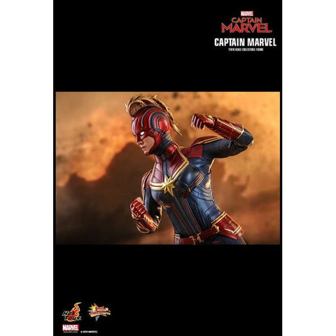 Captain Marvel - Captain Marvel 12inch Figure