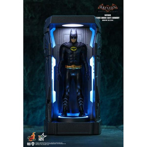 Batman Arkham Knight - Armory Miniature Set