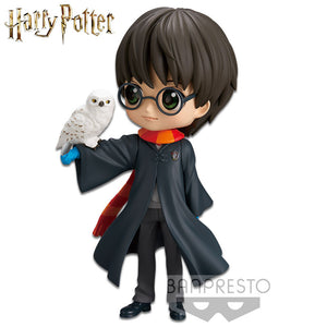 HARRY POTTER - Q POSKET - HARRY POTTER with Owl (ver 2.)