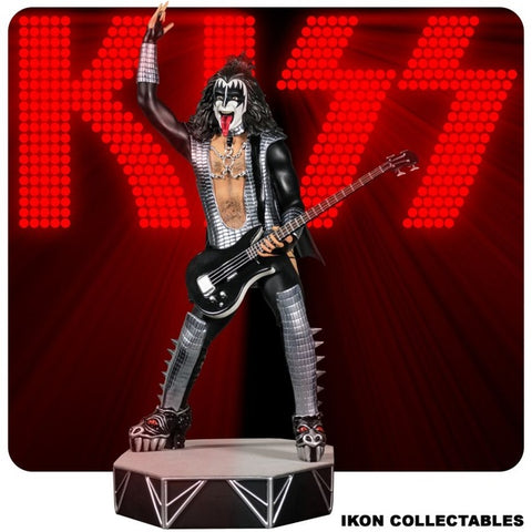 Image of KISS - Demon Gene Simmons 1:6 Scale Statue