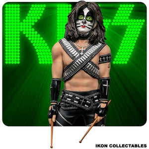KISS - Catman Peter Criss 1:6 Scale Statue