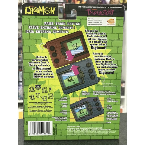 Digimon Diginal Pet -Yellow (20th Anniversary edition)
