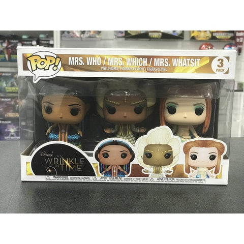 Wrinkle In Time 3 Pack