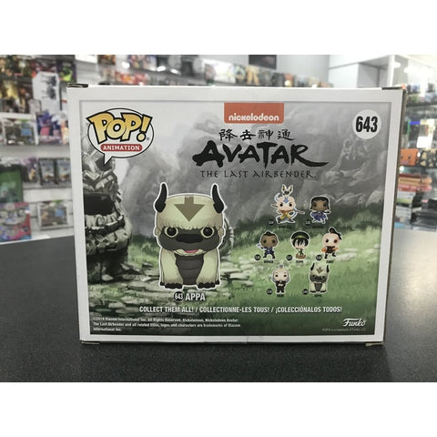 Image of Flocked 6 inch Appa